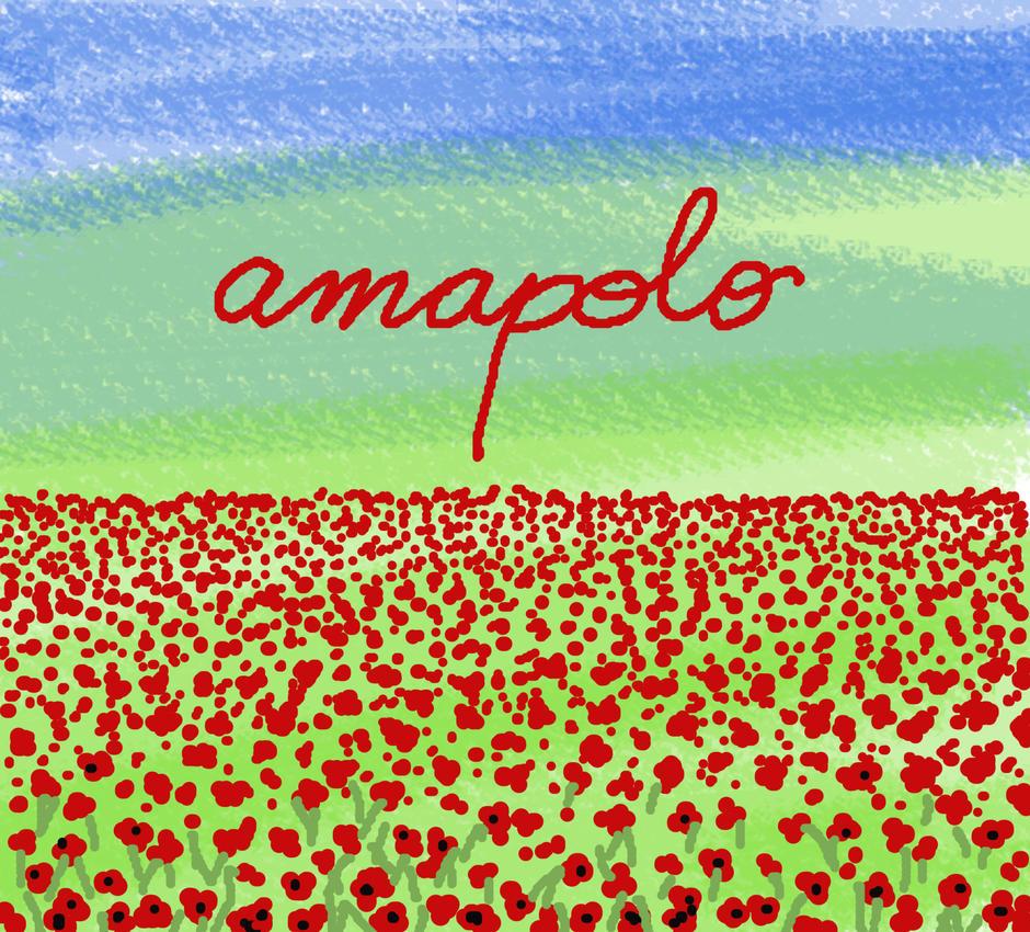 Amapolo, lindisimo amapolo by lopillas