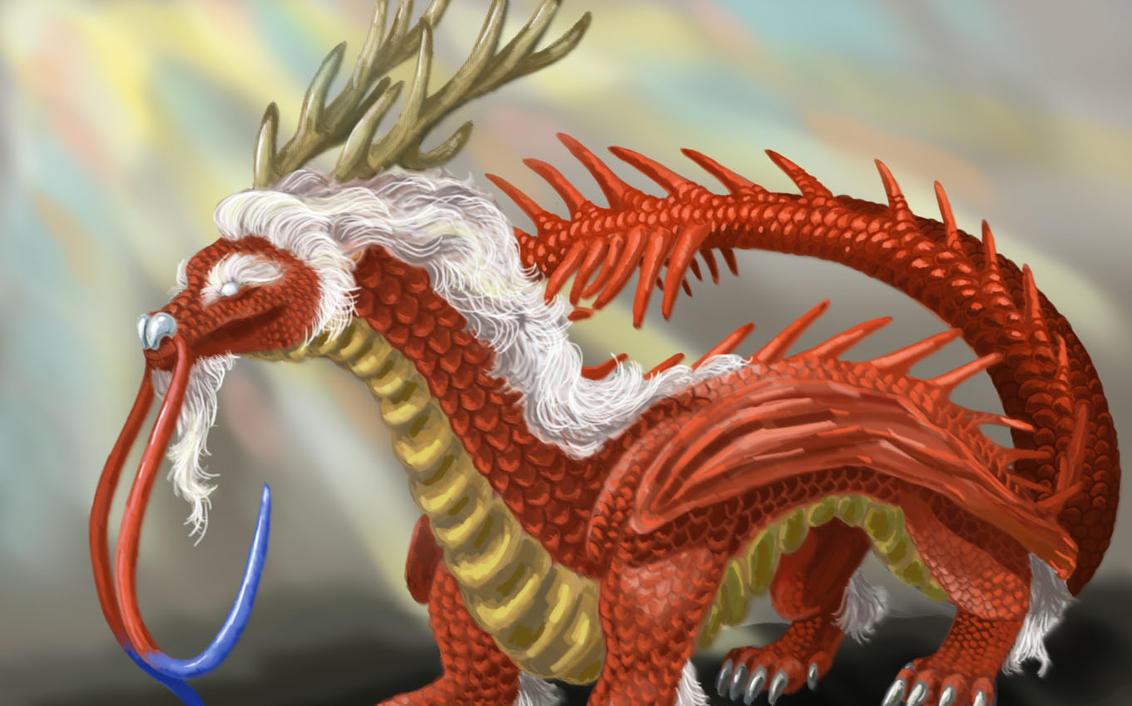 Gu Hong by dragonofdivinewind