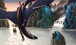 Seeking Heavenly Respite by dragonofdivinewind