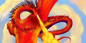 Iskierka by dragonofdivinewind