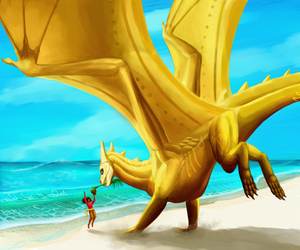 I Brought Coconuts by dragonofdivinewind