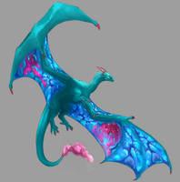 Dragon Adopt-Nebula | CLOSED