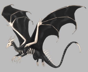 Halloween Dragon Adopt-Danse Macabre|OPEN