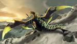 Zophiel by dragonofdivinewind
