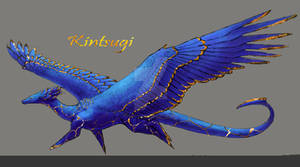 Dragon Adopt Auction  Kintsugi [CLOSED]