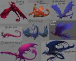 Dragon Sketchdump 3 + LIVESTREAM