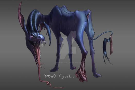 Cursed Eeyore