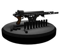 Rail Gun ARM-X2