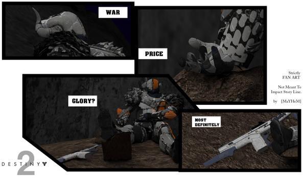 WAR. PRICE. GLORY.