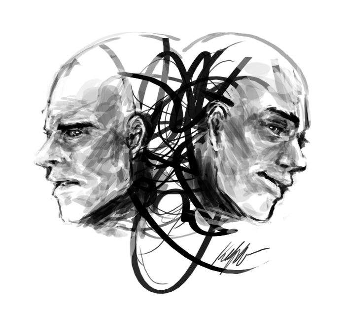 Bipolar- by SketchNDraw on DeviantArt
