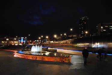 Sheffield Nights by Bigbenhoward