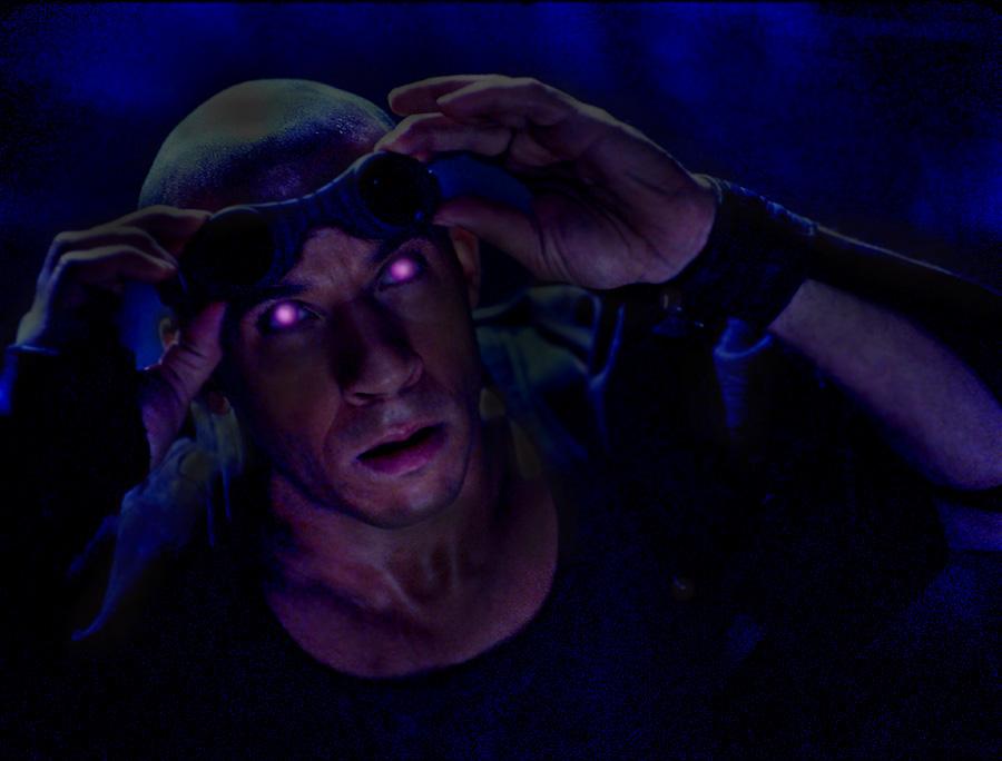The Riddick by danceman