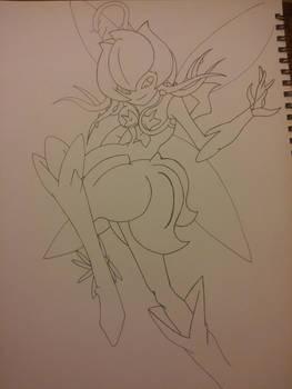 Digimon Digital Monsters: Lillymon