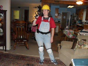 TF2 RED Engineer Cosplay