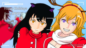 RWBY - Happy Holidays! 2013