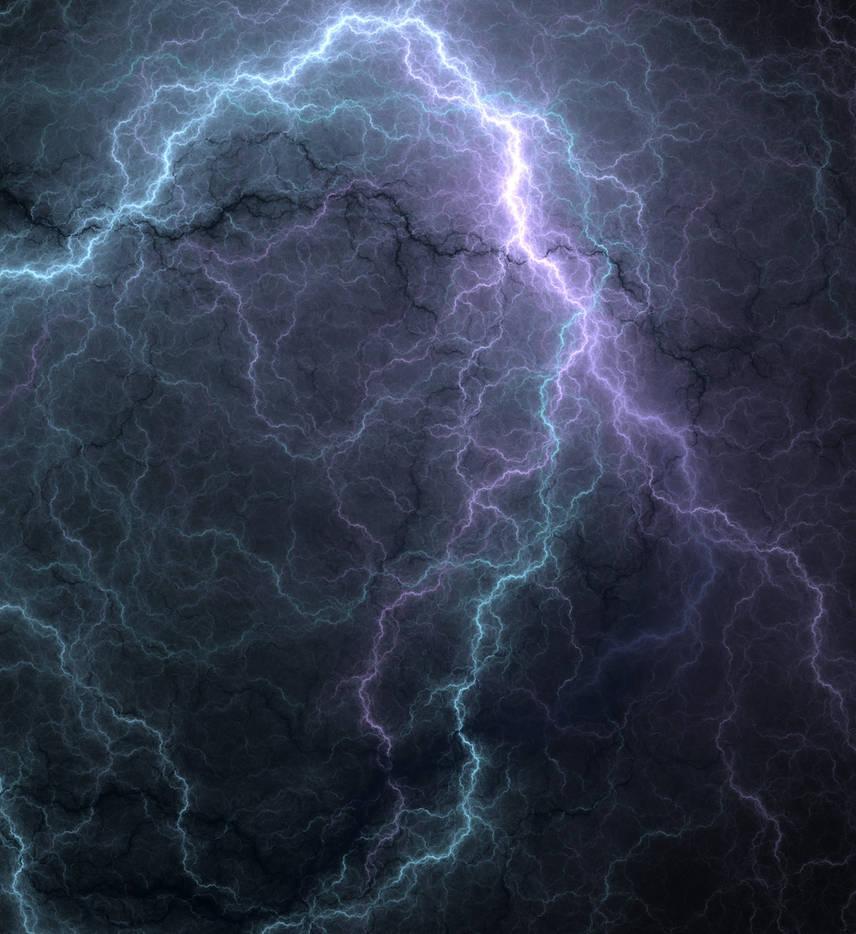 Element: Storm - stock
