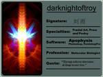 darknightoftroy indev ID