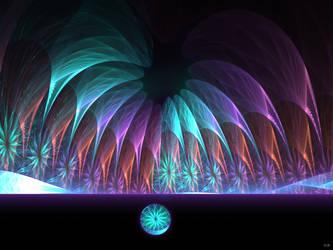 Aurora Helicanus by UniversalKinase