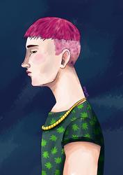 Cucumber by hagra69