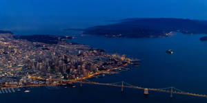 San Francisco from the Sky