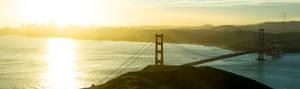 Golden Gate Bridge from Slacker Hill