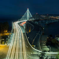 The New Bay Bridge by thevictor2225