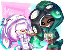 ::Springfest:: Marina and pearl by MaryUs3908