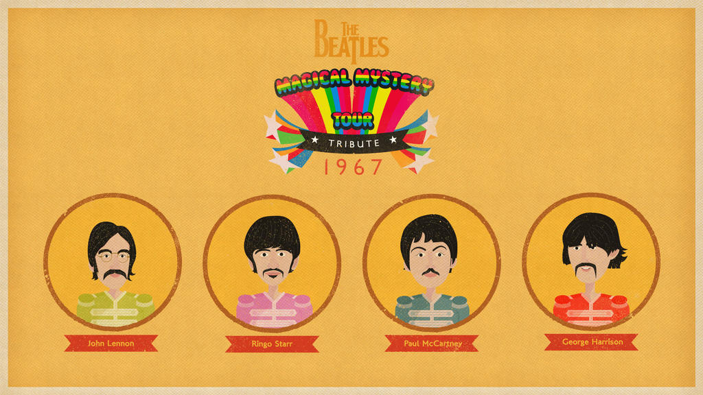 Beatles Wallpaper By RonaldGarcia