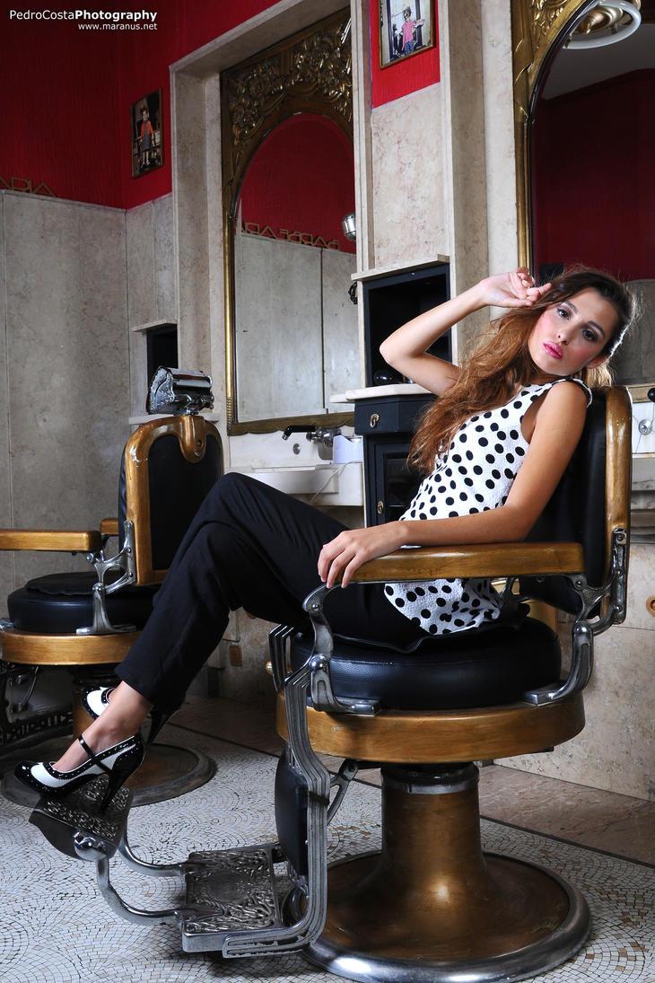 The Old Barber Shop Ix By Maranus On Deviantart