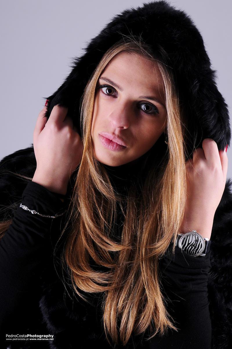 black hood by Maranus