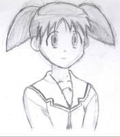 Chiyo-chan by aisemicr