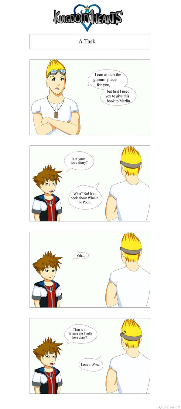 Really Sora?