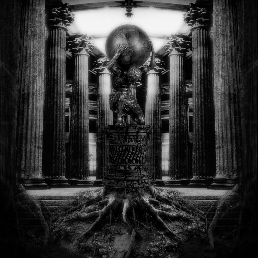 YIN - YANG ATLAS by PUSHER-ARTS
