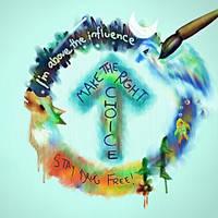 Creativity V.S Drugs by Ospreyghost13