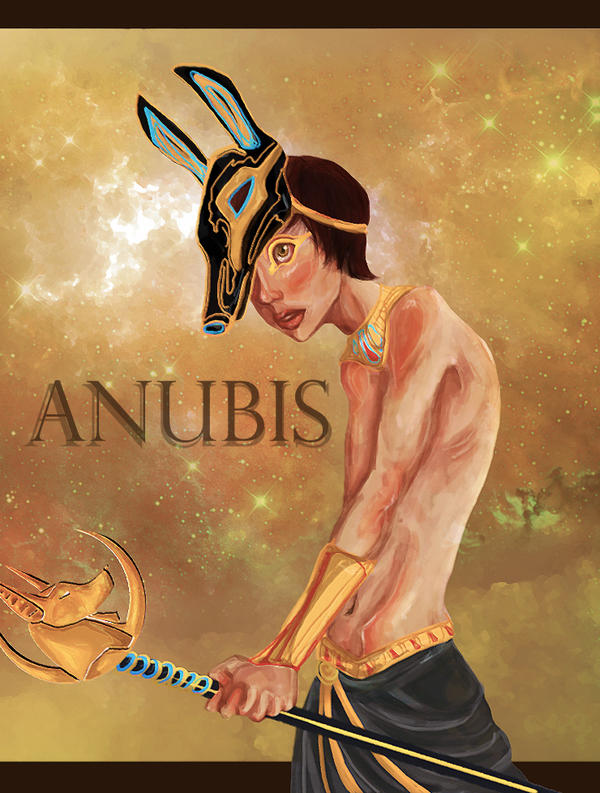 Kane chronicles anubis