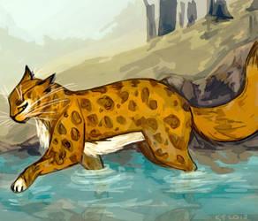 Leopardstar by Ospreyghost13