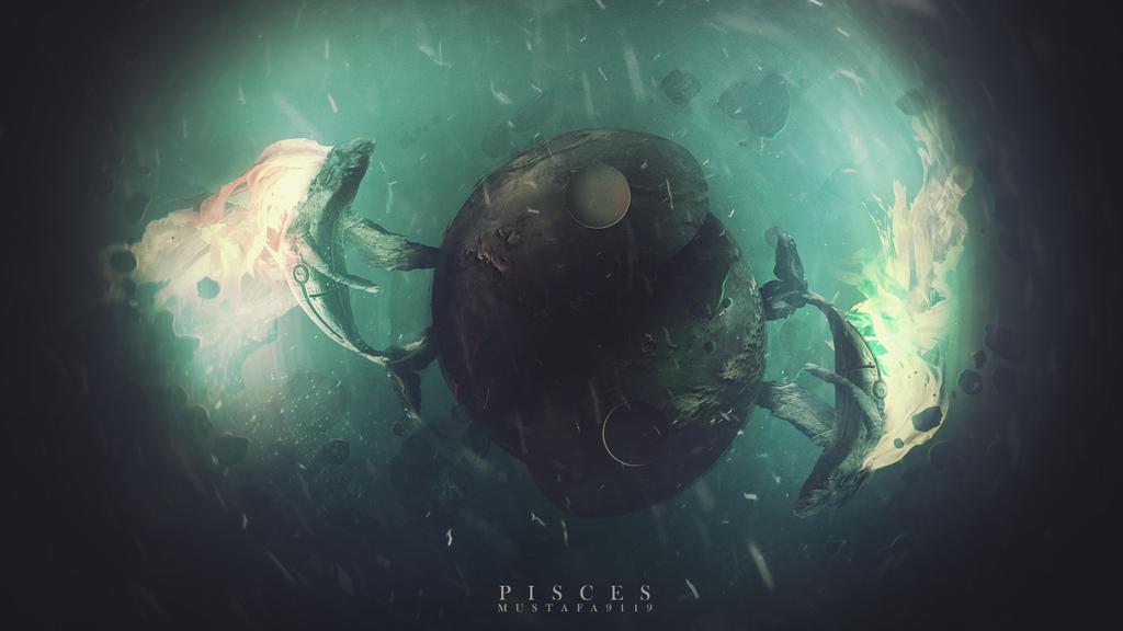 Pisces by Mustafa9119