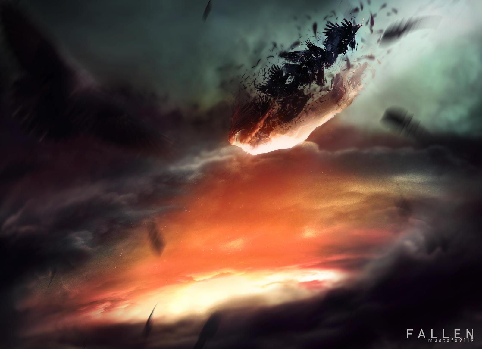 Fallen by Mustafa9119