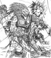 Kroot: Sworn to Fight