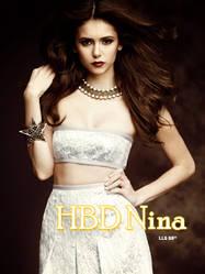 + Happy Birthday Nina by laughlikedemi