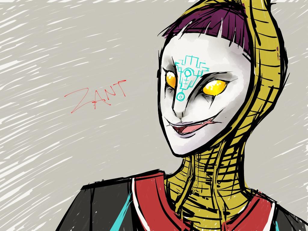 just Zant by Blaziken54