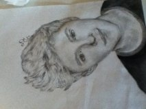1st attempt at Niall Horan :) by LittleLadyLion