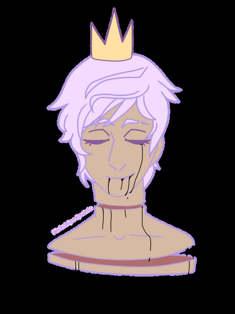 But I'm a Prince (vent) by PinkStripedPotato