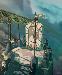 Titan's Stairway
