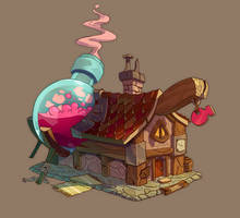 Little Potion Shop
