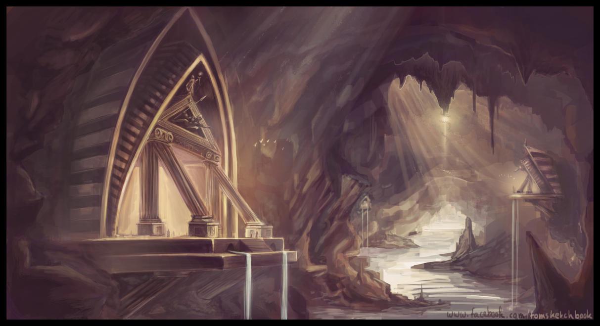 Cave Deviuntus by Breaky