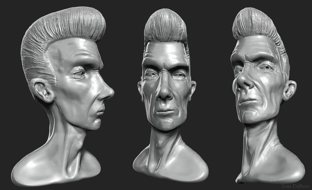speedsculpt long-face by Breaky