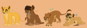 Royal Cubs by Ersalaa