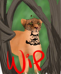 Into the Jungle - WIP by Ersalaa