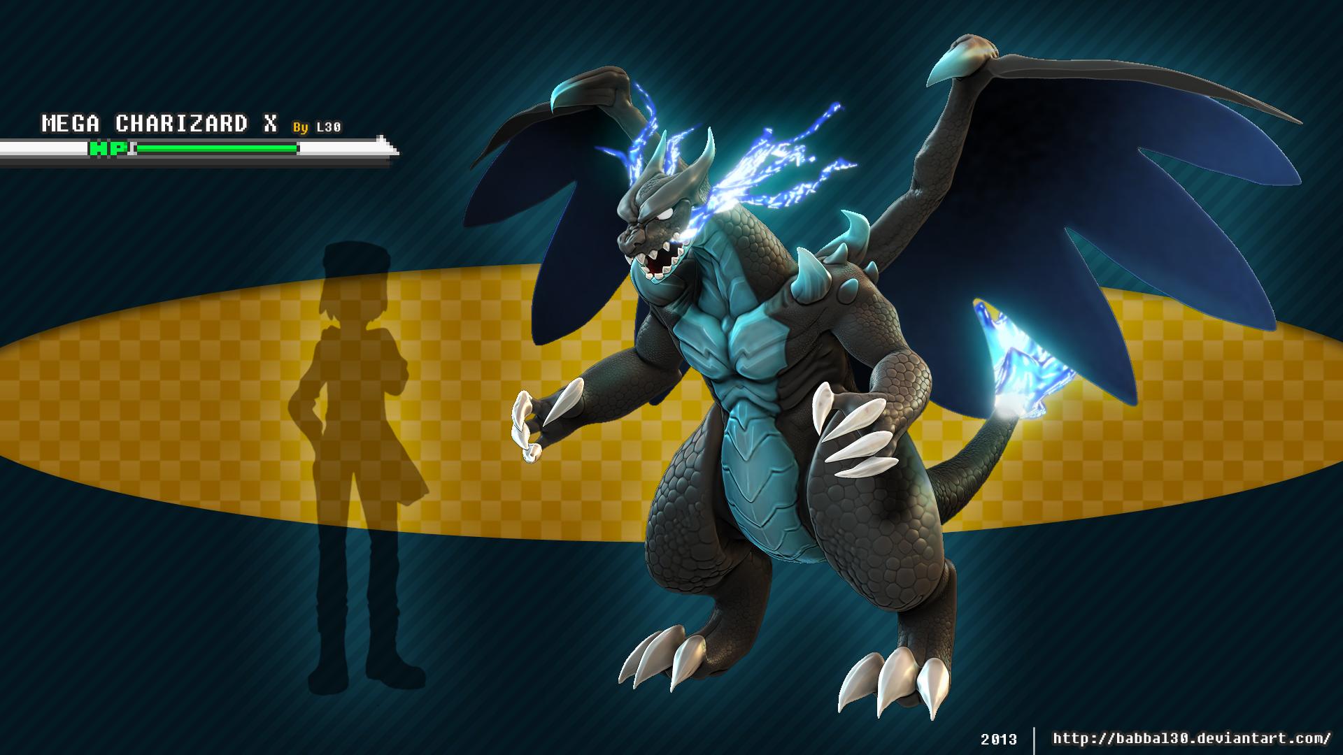 Pokemon Mega Metagross Card Charizardx By Babbal Dvtyh